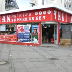 Thai Asian Supermarket, Hamburg, Germany