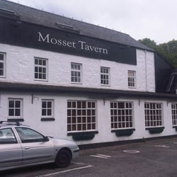 The Mosset Tavern, Forres