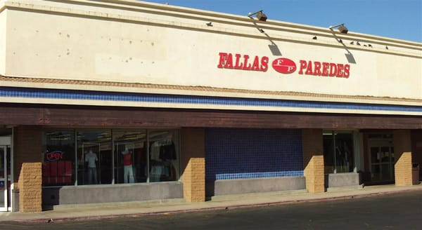 Fallas Clothing Store