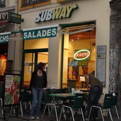 Subway, Lyon