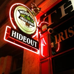 Hideout Chatelet, Paris