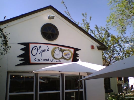 Olga S Cup And Saucer Downcity Providence Ri Yelp