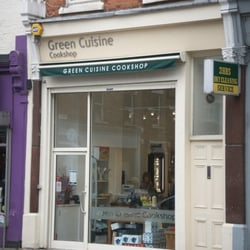 Green Cuisine Cookshop, London