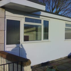 Sandown bay holiday chalets, Sandown, Isle of Wight