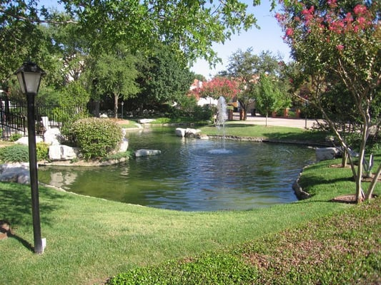 1000 images about pond landscaping on pinterest for Farm pond maintenance