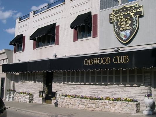 Oakwood Club Restaurant Grill Oakwood Oh Tats Unis
