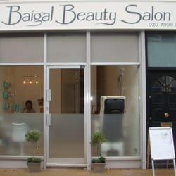 Baigal Beauty Salon, London