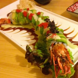 Dragon Roll!