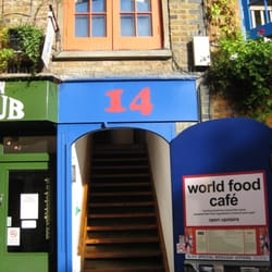 World Food Café, London