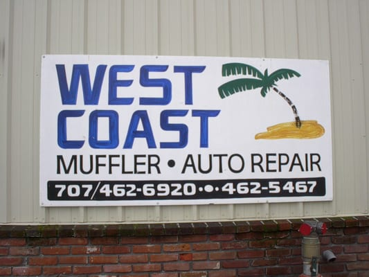 West Coast Muffler & Auto Repair - Ukiah, CA   Yelp