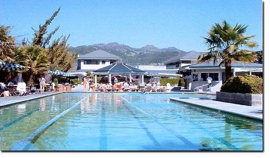 Calistoga Spa Hot Springs Hotels Calistoga Ca