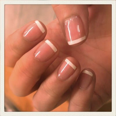 GEL french manicure | Yelp