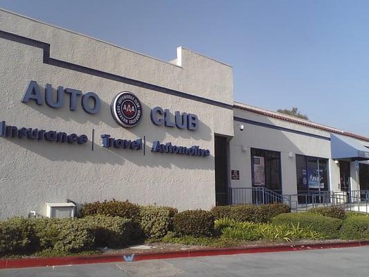 Aaa Automobile Club Of Southern California Glendora Ca