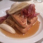 Banana Bacon French Toast!