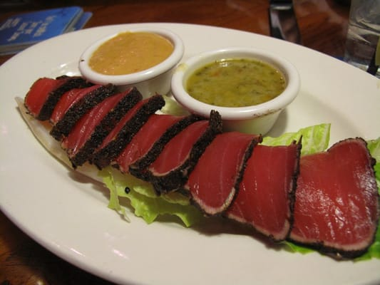 seared ahi tuna | Yelp