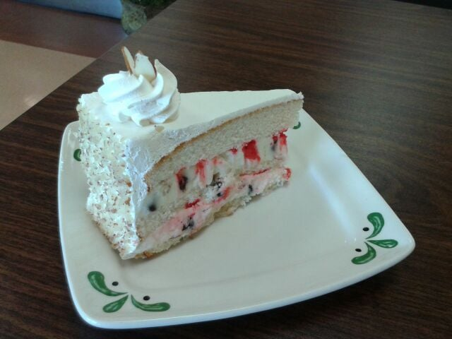 Cassata Cake Recipes — Dishmaps