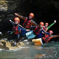 Pembrokeshire Coasteering - It's what we do!