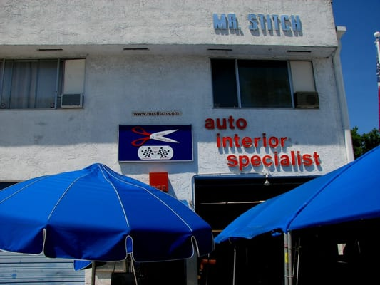 Auto Service Near Me >> Mr Stitch Auto Upholstery Service - Furniture Reupholstery - San Mateo, CA - Yelp