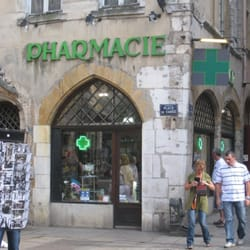 Pharmacie du Change, Lyon, France