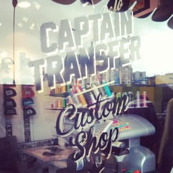 Captain Transfer, Paris
