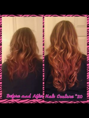 Halo Couture Hair Extensions Ireland 25
