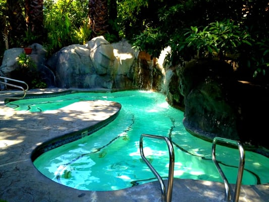 Sycamore Mineral Springs Spa