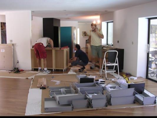 Ikea kitchen installer at work tampa fl yelp for Ikea jobs orlando fl