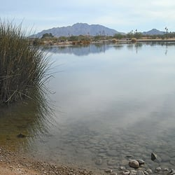 Urban fishing lake at Veterans Oasis… by Norm R.