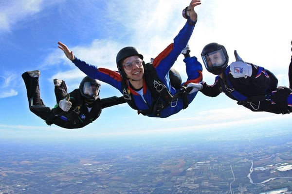 Skydiving Miami Beach