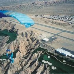 Skydive Mesquite, Mesquite, NV