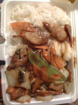 Roast Pork w/ Chinese Vegetables   Yelp