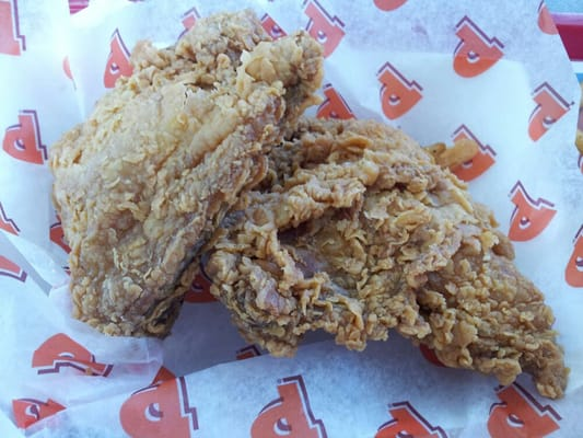 how to make popeyes famous fried chicken