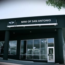 MINI of San Antonio logo