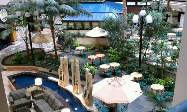 Restaurants Near Embassy Suites Seattle Tacoma International Airport