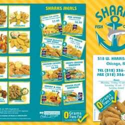 Sharks fish chicken closed seafood chicago il yelp for Chicago fish and chicken menu