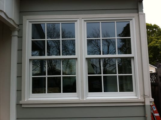 Replacement windows andersen 400 woodwright replacement for Anderson vinyl windows