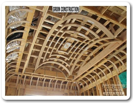 Groin Vault And Cove Ceiling Framing Kits Yelp