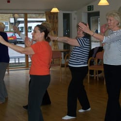 Tai Chi  at the Sundial every Thursday 2pm-3.30pm