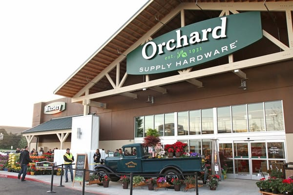 Orchard Supply Hardware is closing all of its stores, including three in the Sacramento area, two in Modesto, one in Turlock, one in Manteca, and one in Sonora.