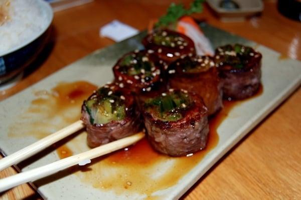 Beef negimaki | Yelp