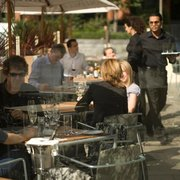 Make the most of a sunny day on our wonderful terrace at ely bar & brasserie