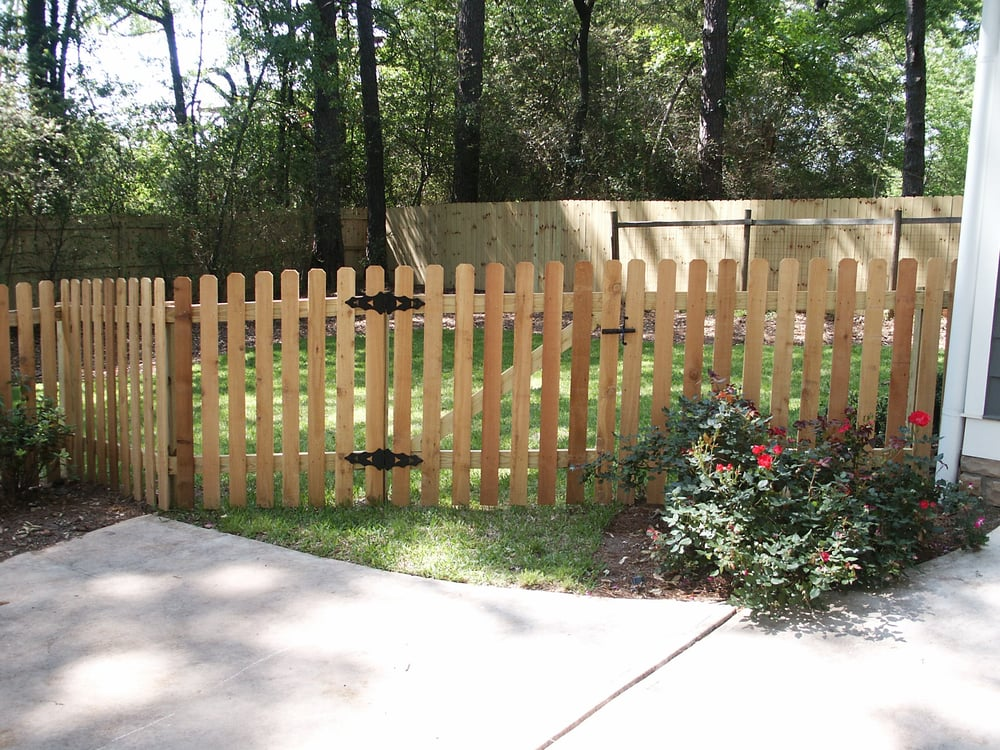 All Types Of Privacy Picket Fences Yelp