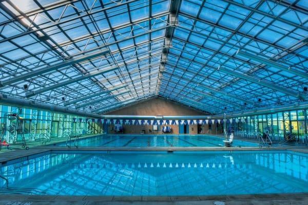 Mike shellito indoor pool roseville ca united states - Johnson swimming pool roseville ca ...