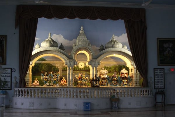 Hare krishna temple coconut grove