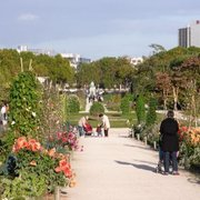 Jardin des Plantes, Paris, France