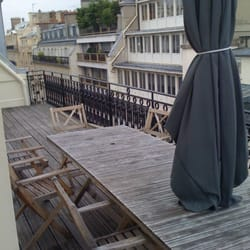 Terrasse de Partech, Paris, France