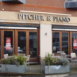 Pitcher & Piano, Manchester