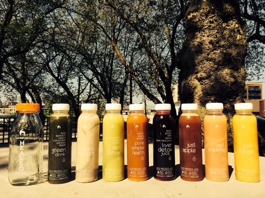 Healeo S New 100 Organic Cold Pressed Juices Seattle S