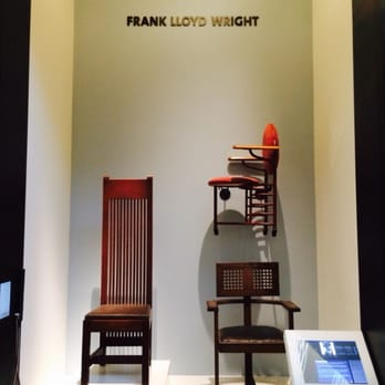 FLW furniture pieces