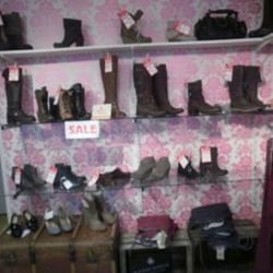 large selection footwear